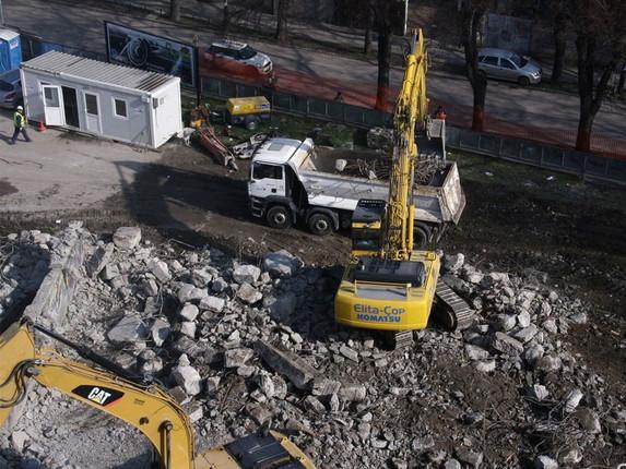 Србија годишње губи више од 400 милиона евра зато што не прерађује грађевински отпад