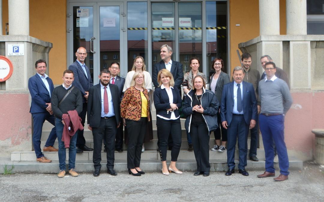Конференција у Кошицама, Словачка