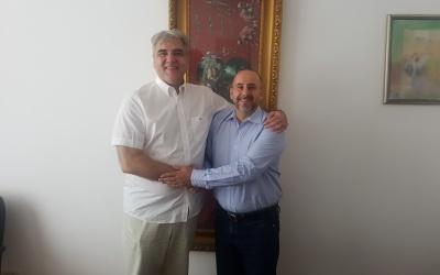 Посета Генералног секретара ЕДА Српској Асоцијацији