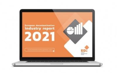 Извештај европске индустрије за деконтаминацију 2021